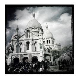 Paris im Quadrat S/W 2
