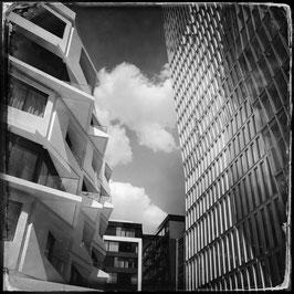 Frankfurt im Quadrat S/W A 013