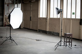 Gutschein für ein Fotoshooting mit Joachim Rieger