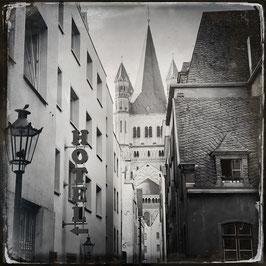 Köln im Quadrat S/W A 017