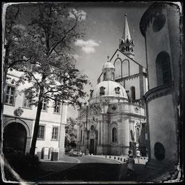 Würzburg im Quadrat S/W 6