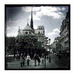 Paris im Quadrat S/W 16