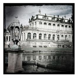 Dresden S/W im Quadrat 11