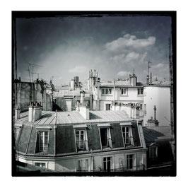 Paris im Quadrat S/W 4