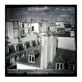 Paris im Quadrat S/W 7