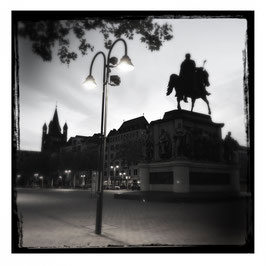 Köln im Quadrat S/W 005