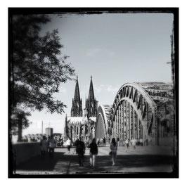 Köln im Quadrat S/W 017