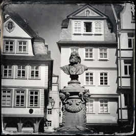 Frankfurt im Quadrat S/W A 006