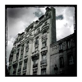 Paris im Quadrat S/W 5