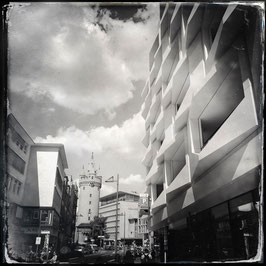 Frankfurt im Quadrat S/W A 014