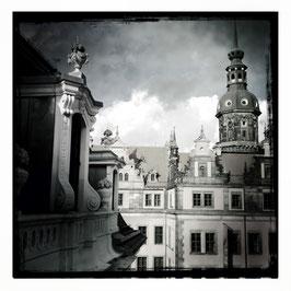 Dresden S/W im Quadrat 13