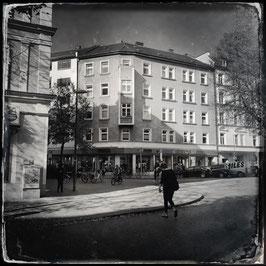 München im Quadrat S/W A 007