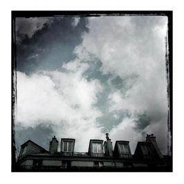 Paris im Quadrat S/W 6