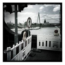 Köln im Quadrat S/W 004