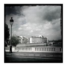 Paris im Quadrat S/W 15