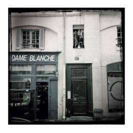 Paris im Quadrat S/W 8