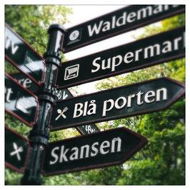 Stockholm im Quadrat 8