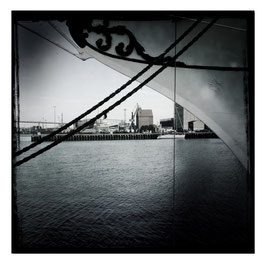 Stralsund im Quadrat S/W 02