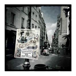 Paris im Quadrat S/W 13