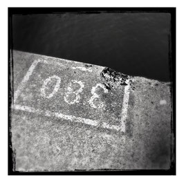 Bremerhaven S/W im Quadrat 8