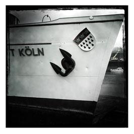 "MS-Stadt Köln S/W ""Square"" 015"