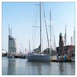 Bremerhaven im Quadrat 17