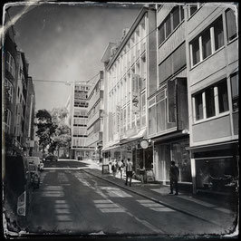 Stuttgart im Quadrat S/W A 016