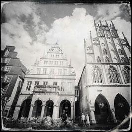 Münster im Quadrat S/W 7