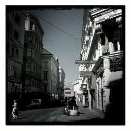 Wien im Quadrat S/W 9