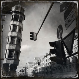 München im Quadrat S/W A 002