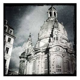 Dresden S/W im Quadrat 1