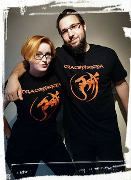 "T-Shirt ""Draconisgena"""