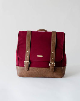 Marindale Backpack - Pomegranade