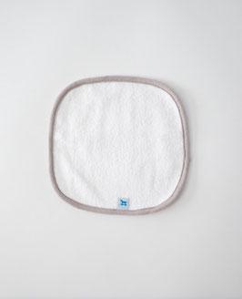 Hooded Towel & Washcloth Set - Bison