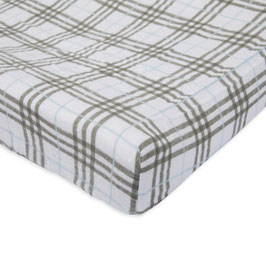 Brushed Changing Pad Cover - Pendleton Plaid