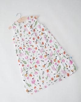 Cotton Muslin Sleeping Bag - Berry & Bloom