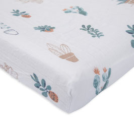 Brushed Changing Pad Cover - Prickle Pots