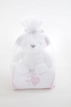 Geschenkset -  Bär rosa