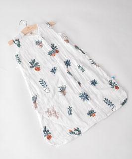 Cotton Muslin Sleeping Bag - Prickle Pots