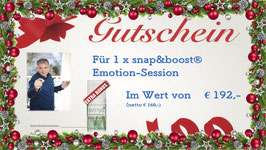 Gutschein Emotion-Session inkl. 15 ml avinya Repair Emulsion