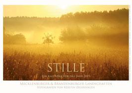 "Kalender 2015 ""Stille"", A4"