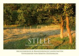 "Kalender 2016 ""Stille"", A4"