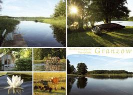 Ansichtskarte Granzow