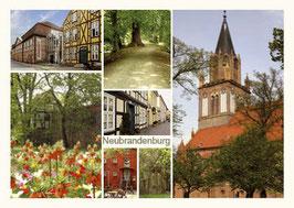 Ansichtskarte Neubrandenburg Bestellnr. 79