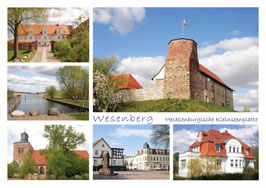 Ansichtskarte Wesenberg