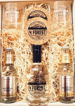 4 Forest Set - für den Liebhaber - aktuell leider ausverkauft