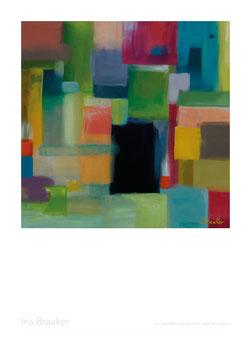 Plakat Abstraktes Bild