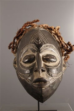 Masque Chokwe original