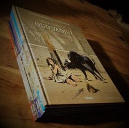 Collection Les incontournables de la littérature en BD – 17 livres