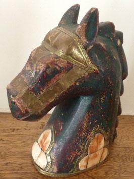 Ancienne tête de cheval